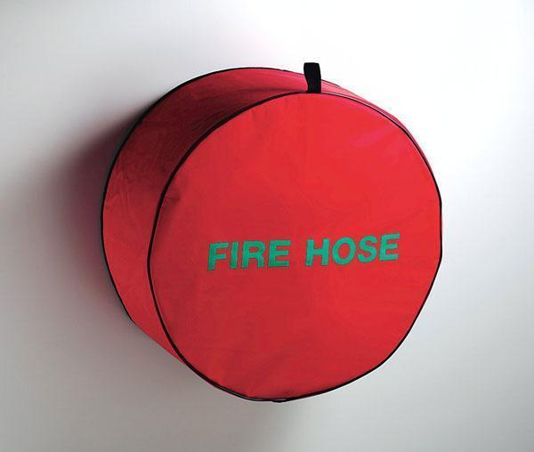 Fire hose covers