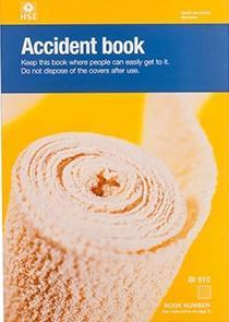 HSE Accident Book