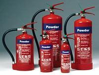 Dry Power Fire Extinguishers