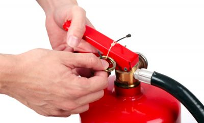 Do fire extinguishers need to be serviced?
