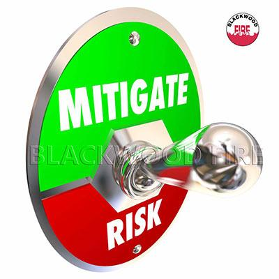 Storage of drums and cylinders - mitigate risk