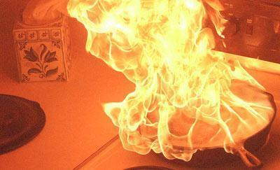 Fire safety and prevention in the home