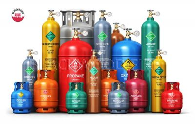 Storing toxic & flammable substances in drums & cylinders